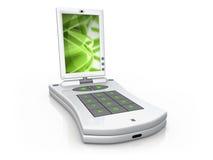 Digital Palm Stock Photo