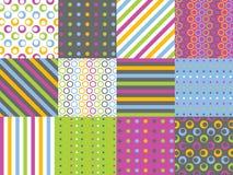 Digital pappers- packe Arkivfoton