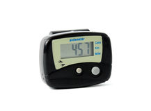 Digital Pedometer Royalty Free Stock Photo