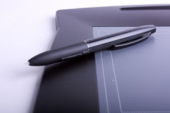 Digital pen Stock Photography