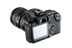 Digital photo camera Stock Photo