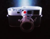 Digital photo camera - epic lighting Stock Images
