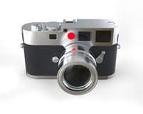 Digital photo camera - studio shot Stock Photo