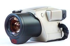 Digital photo camera Stock Photo