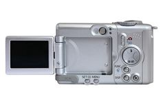 Free Digital Photographic Camera 2 Royalty Free Stock Photo - 5037095