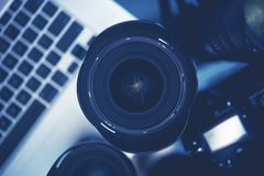 Digital Photography Lens Royalty Free Stock Photo