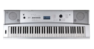 Digital piano Stock Photo