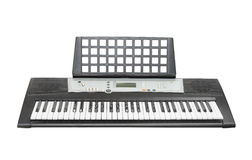 Digital piano synthesizer. Royalty Free Stock Images