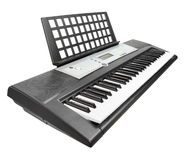 Digital piano synthesizer. Stock Images