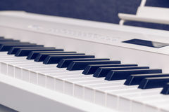 Digital piano Stock Image