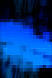 Digital pixel computer background Stock Photos