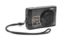 Digital pocket camera Stock Images