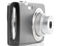 Digital point-and-shoot camera Stock Photos