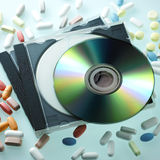 Digital prescription Royalty Free Stock Photo