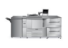 Digital printer Stock Photo
