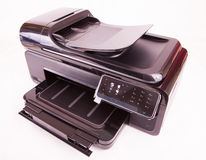 Digital printer Stock Photography