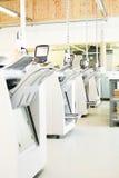 Digital printing machines Royalty Free Stock Photos