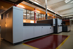 Digital printing - wide format printer. Digital printing system for printing a wide range of superwide-format applications. These printers are generally roll-to stock photography