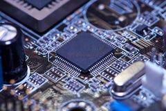 Digital processor Stock Photo