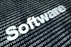 Digital programvaruutveckling Arkivbild