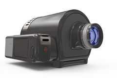 Digital projector Stock Images