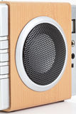 digital radio alarm clock Royalty Free Stock Photos
