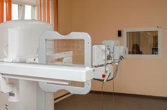 Digital X-ray machine Stock Images