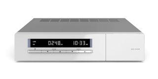 Digital receiver Royalty Free Stock Photo
