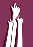 Digital Revolution Vector Illustration Stock Photo