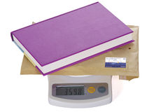 Digital scale Stock Photos