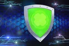Digital Shield Stock Photos