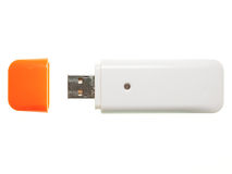 Digital signature usb key Stock Images