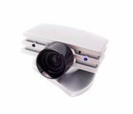 digital silverwebcamera Arkivbild