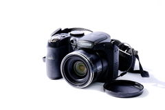 Digital Single Lens Reflex Camera Stock Image