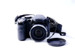 Digital Single Lens Reflex Camera Royalty Free Stock Image
