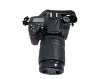 Digital single lens reflex camera Stock Photography