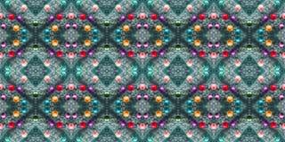 Digital skapad patchwork Royaltyfria Foton