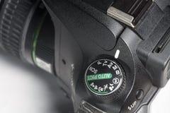 Digital SLR Royalty Free Stock Photo