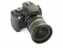 Digital slr Royalty Free Stock Image