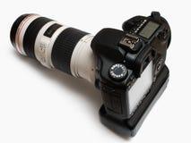 Digital SLR Lizenzfreie Stockfotografie