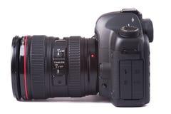 Digital SLR camera Royalty Free Stock Photo