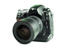 Digital slr camera Royalty Free Stock Photography