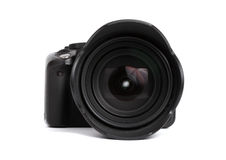 Digital SLR camera Royalty Free Stock Photography