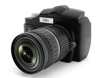 Free Digital SLR Camera Stock Photography - 44622502