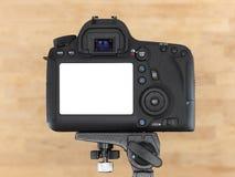 Digital SLR Camera Stock Photography