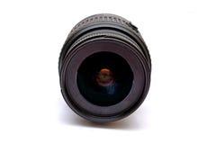 Digital SLR Camera Lens isolated on white Royalty Free Stock Photos
