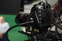 digital slr för kamera Fotografering för Bildbyråer