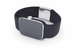 Digital smart watch Royalty Free Stock Image