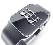 Digital smart watch Stock Photo