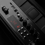 Digital Speaker Console Stock Images